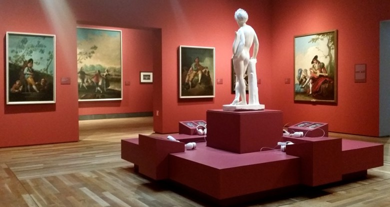 Goya en Madrid