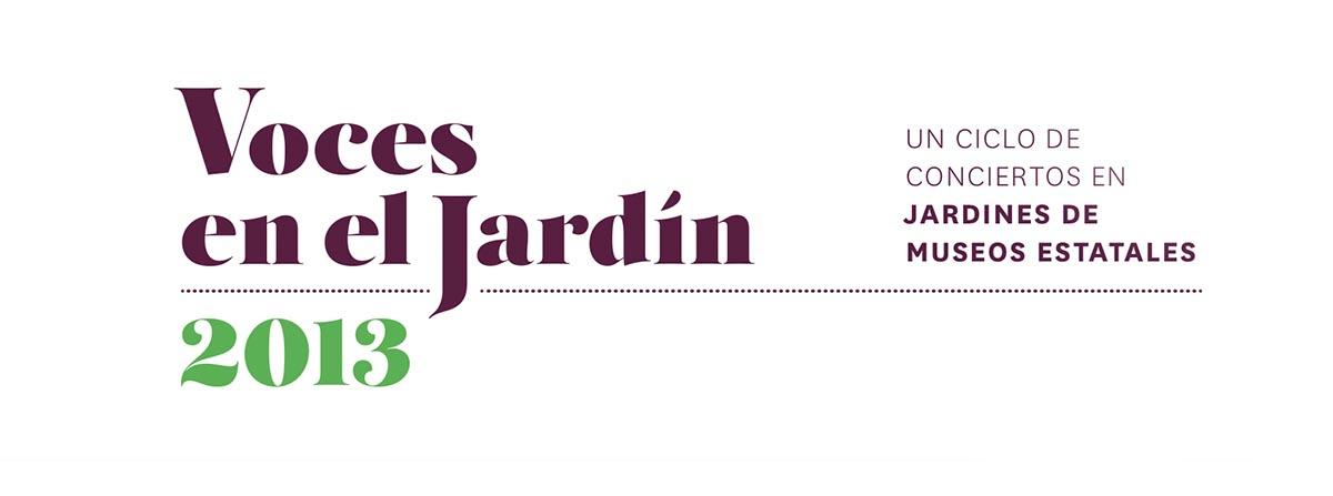 VOCES EN EL JARDIN BANNER