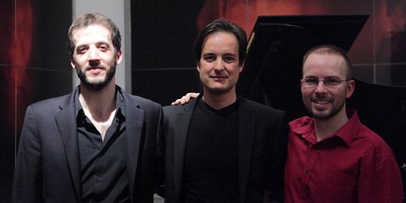 PABLO GUTIÉRREZ, J.A. GARCÍA DE CUBAS Y TOÑO MIGUEL