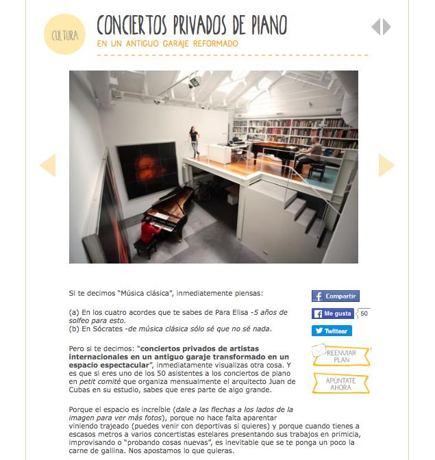 Madrid Confidential Post