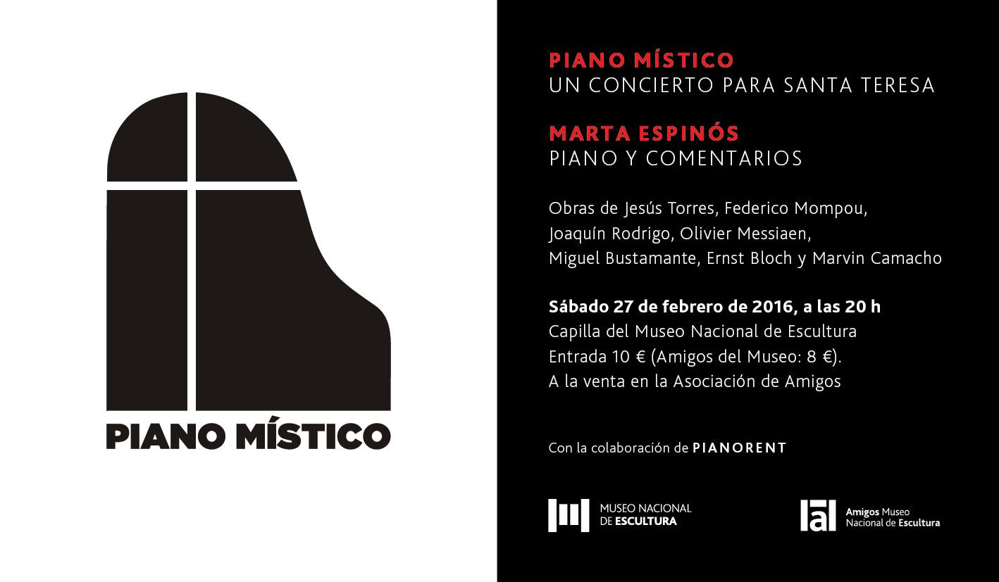 Piano Místico_Museo Escultura